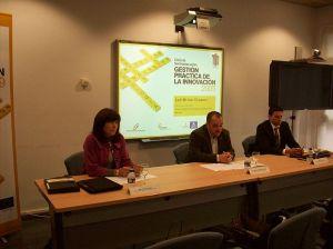 Ana Garcia, Jose Manuel Martinez y César Garcia