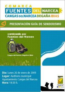 Guia de senderismo Fuentes del Narcea
