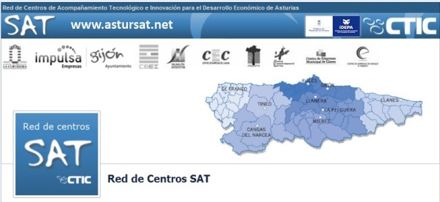 RedCentrosSAT