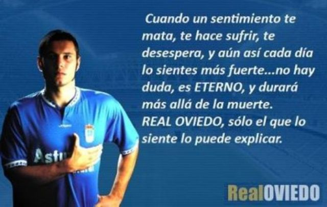 sentimiento Real Oviedo